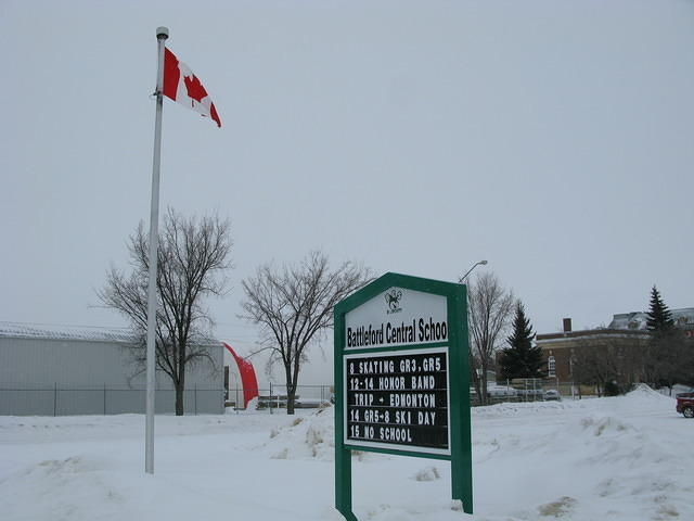 2013 March 15 - Living Sky School Division No 202 - Battleford, Sk.