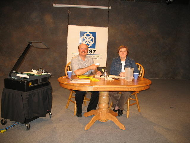 SIAST -Food Safe Live on SCN @ UofS 2