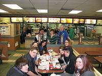 2008 March 3 & 4 McDonald's Restaurant Saskatoon