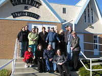 2008 Nov 10 - TGD Training & Consulting; Swift Current 2