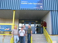 2011 September 12 - 16 - Athabasca Catering Limited Partnership - Rabbit Lake