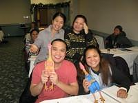 2012 December 3 & 4 - Bento Sushi, Metis Addictions Council, El-Rancho - KFC, CHEP, Grainfields, Wing World & Friends 3