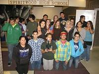2012 November 30 - Spiritwood High School - Living Sky School Division #202 5