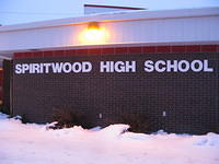 2012 November 30 - Spiritwood High School - Living Sky School Division #202
