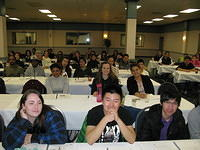 2013 April 14 - Saskatoon Business College, McDonald's, Pizza 73, Tosh's All Sport, Boffin's & Friends