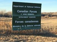2016 November 20 - Central Sask. Military Resource Centre - 17 Wing Camp Dundurn